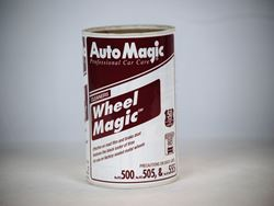 Safety Label - Wheel Magic