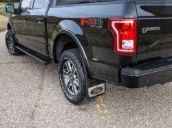 Truck Hardware Gatorback Ford Mud Flaps