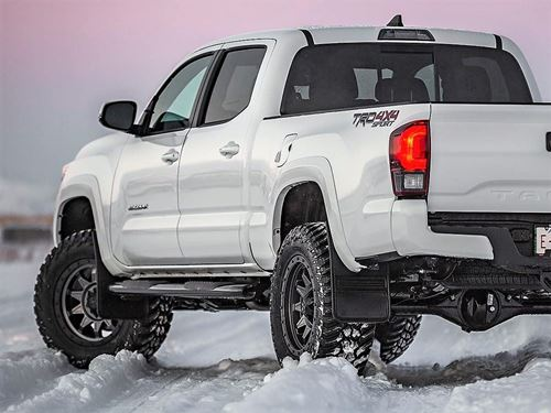F150 Mud Flaps >> DSI Automotive - Truck Hardware Gatorback Toyota Custom ...