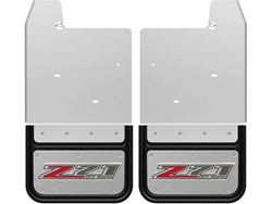 Truck Hardware Gatorback Custom Fit Offset No-Drill Mud Flaps