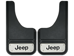 GatorBack Mini JEEP CUT Mud Flaps