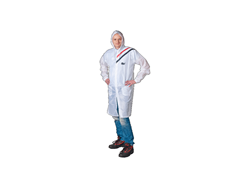 Nylon Lab Coat - Xtra Large