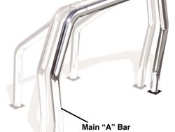 Picture of Rhino Bed Bars Front Main A Bar