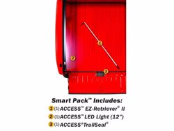 Picture of SMART Pack - Includes EZ Retriever II - 12 in Truck Bed Light - Trail Seal