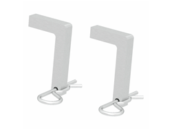 Replacement TruTrack Weight Distribution L-Pins And Clips
