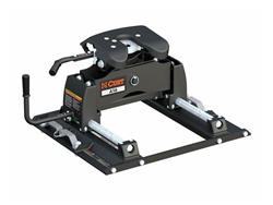 A16 Fifth Wheel Hitch - 16000 lbs. Capacity - Incl. Ford Puck System Roller