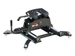 A20 Fifth Wheel Hitch with Roller and Ram OEM Puck Roller Adapter - 20,000 lbs. Capacity