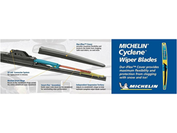 Michelin Cyclone Hybrid Blades