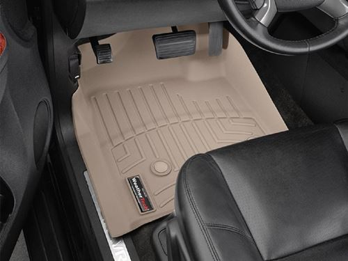 DSI Automotive - WeatherTech FloorLiner DigitalFit Tan