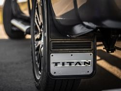 GatorBack CR KIT - Rear - TITAN Plate