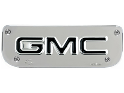 Truck Hardware Gatorback GMC Logo Replacement Plates