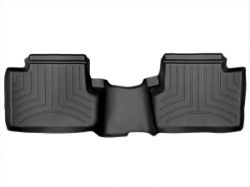 DigitalFit Floor Liners - Black - 2nd Row