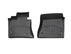 DigitalFit Floor Liners - Black - Front - 2 Piece