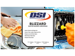 Secondary Safety Label - Blizzard Universal Dressing