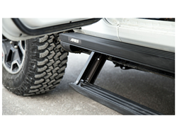 Aries ActionTrac Powered Running Boards