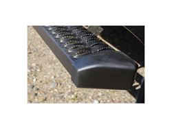 Luverne 5 Inch SlimGrip Running Boards - Cab Length