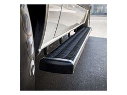 Luverne 7 inch Grip Step Running Boards - Cab Length