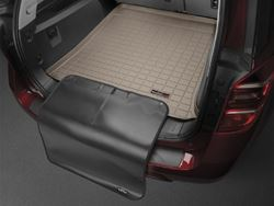 Picture of Cargo Liner w/Bumper Protector - Tan