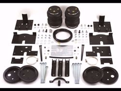 Picture of LoadLifter 5000 Ultimate Air Spring Kit - Rear - For Half-Ton Vehicles w/Internal Jounce Bumper - Adjustable - Install Time 2 hrs. Or Less - Safely Run w/Zero Air Pressure - No Drill - 4 Wheel Drive