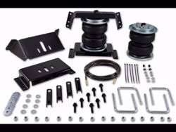 Picture of LoadLifter 5000 Ultimate Air Spring Kit - Rear - Adjustable - With Internal Jounce Bumper - 2 Hr Install - Safely Run w/Zero Air Pressure