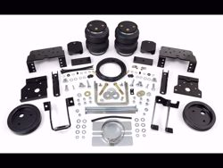 Picture of LoadLifter 5000 Ultimate Air Spring Kit - Rear - Adjustable - With Internal Jounce Bumper - Safely Run w/Zero Air Pressure - 4 Wheel Drive