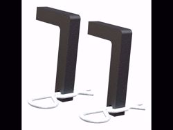 Picture of Replacement TruTrack Weight Distribution L-Pins And Clips