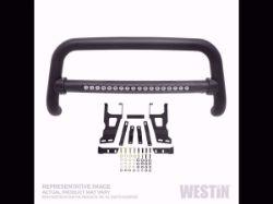 Westin Contour LED DRL Bull Bar