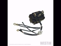 Picture of Integrated Solenoid Mould - For OR-Winch series 9500 or 12000 - Black