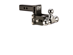 Picture of Tri Ball Mount - 2 in. Receiver - 1 7/8 in., 2 in. & 2 5/16 in. Ball - 3 in. Drop - 3.5 in. Rise