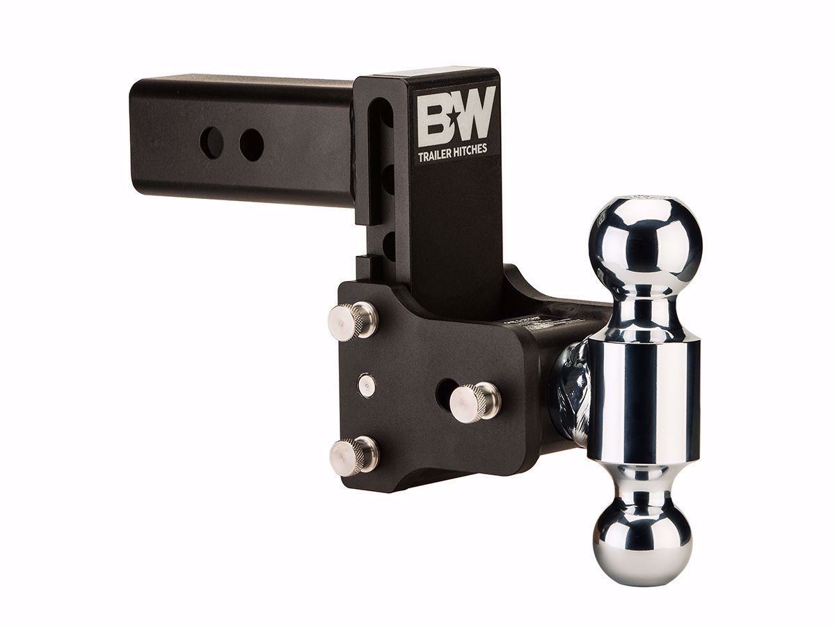 Dsi Automotive B And W Hitches Dual Ball Mount 2 5 In