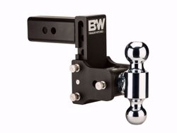 Picture of Dual Ball Mount - 2.5 in. Receiver - 2 in. & 2 5/16 in. Ball - 5 in. Drop - 5.5 in. Rise