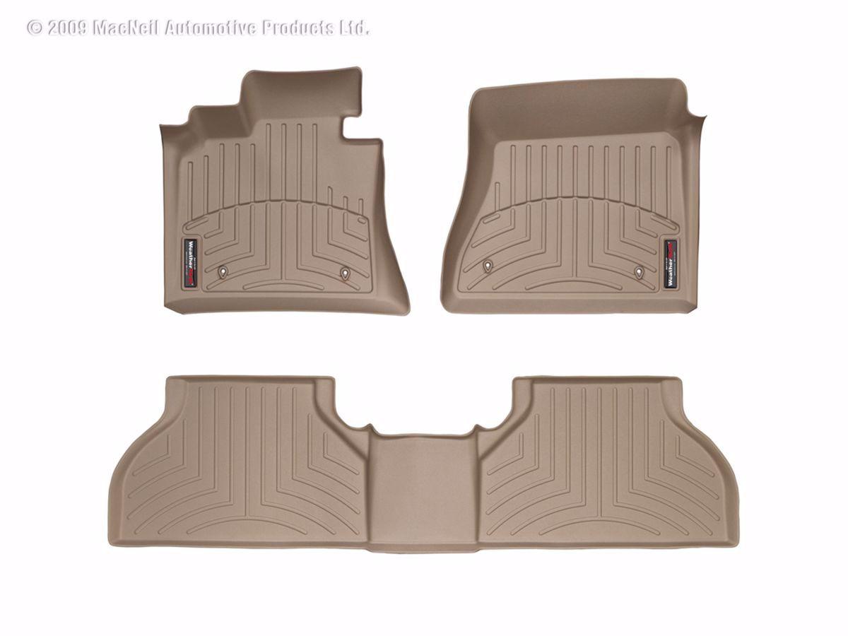 dsi automotive - digitalfit floor liners - black