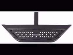 Picture of Dominator D6 Hitch Step - 2 in. Receivers - Mild Steel - Textured Black