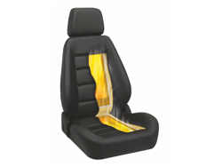 Toyota Factory Fit Seat Heater