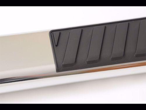 Dsi Automotive Dee Zee Stainless Steel Side Steps 6 In