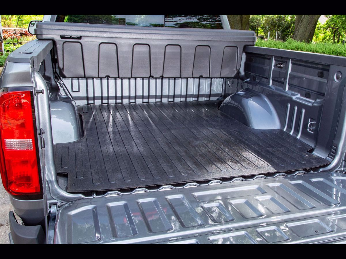 Dsi Automotive Dee Zee Rubber Bed Mat Can Be Trimmed