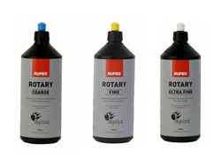 Rotary Compounds and Polishes