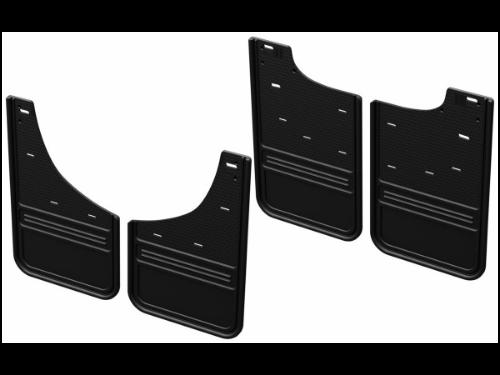 Dsi Automotive Truck Hardware Razorback Mudflaps No Drill