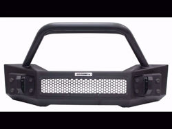 Picture of Go Rhino Rockline Front Stubby Bumper