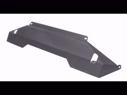 Picture of Go Rhino Rockline Front Bumper Lower Steel Skid Plate