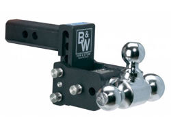 STOW AND GO 2.5 INCH RECEIVER