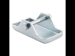 Picture of Jack Foot - Fits 2 in. Tube - 2000lbs. Capacity - Bolt-On Attachment - Packaged
