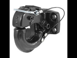 Picture of Pintle Hook - 2-1/2 in Or 3 in. Lunette Eyes - 60000lbs. Gross Trailer Weight