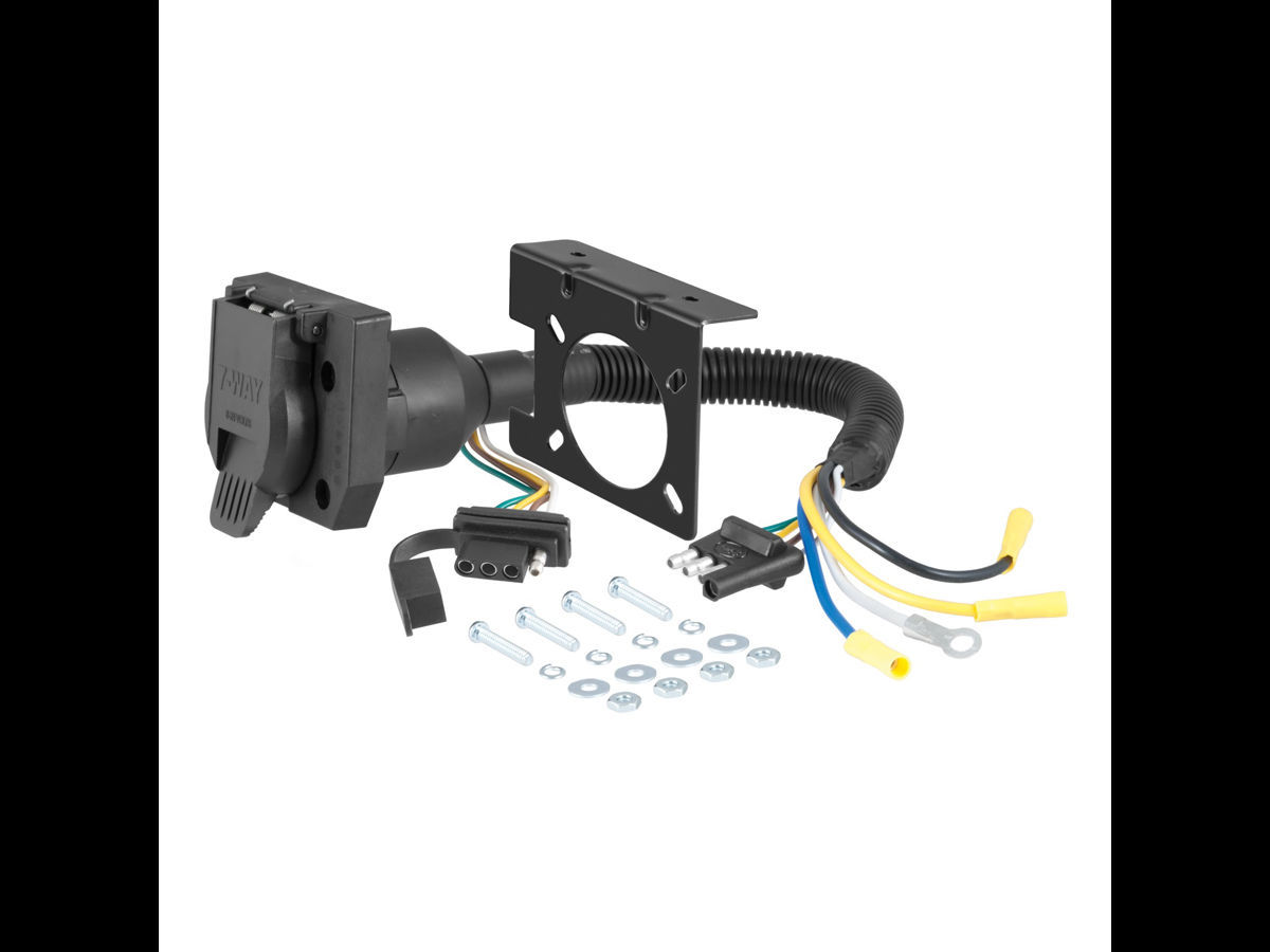 Dsi Automotive - Curt Duplex Electrical Adapters