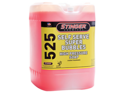 SELF SERVE SUPER BUBBLES