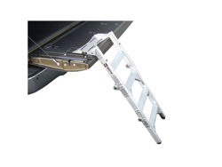 Picture of Truck Pal Tailgate Ladder - Aluminum - Use w/ Tailgate Height Up To 38