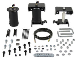 Picture of Slam Air Adjustable Air Springs For Lowered Trucks - Rear - Lowered 2 in. - 4 in. - Installation Time - 2 Hours Or Less - Rear Wheel Drive