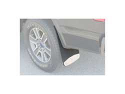 Picture of Universal - Textured - Rubber Mud Guards - Black - 14
