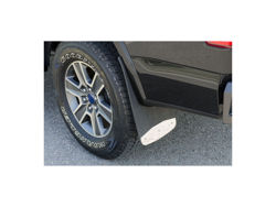 Picture of Universal - Textured - Rubber Mud Guards - Black - 12